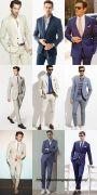 Bí quyết lựa vest nam mùa hè: Mỏng, mát, đẹp!