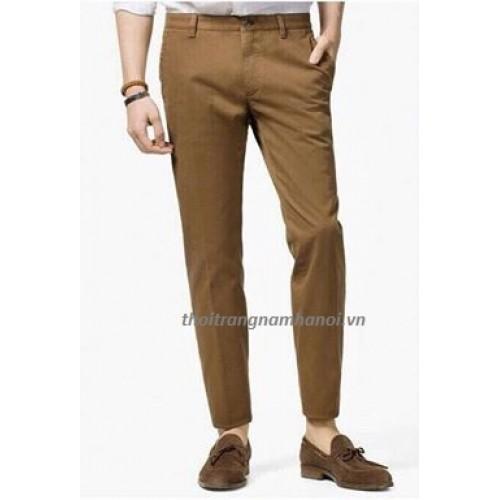 quần kaki ống côn 07