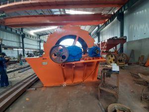 Máy rửa cát sạch TBRC - 2610 lồng  đơn