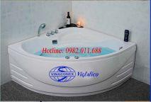 Bồn tắm góc Composite