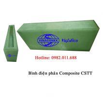 Bình điện phân Composite