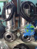 Bơm chìm nước thải Ebara DW VOX 200