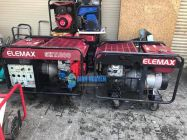 Máy Phát Điện ELEMAX THG 12000ES