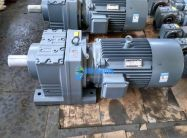 Motor Giảm Tốc Tải Nặng Dolin DLRVM 5,5Kw Tỷ Số Truyền 1/50