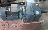 Motor Giảm Tốc Tải Nặng Dolin DLRVM 5,5Kw Tỷ Số Truyền 1/80