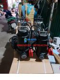 Bơm Thả Chìm Nước Thải Nhẹ (Gang) STAC Alpha V Pro 50-2/060 M/T