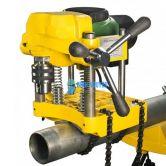 Máy khoan lỗ trên ống thép JK150