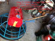 Máy Xoa Bê Tông Chạy Điện DMRS900