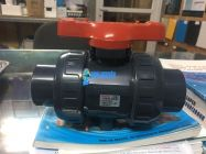 Van Bi Nhựa Rắc Co 2 đầu 4G PVC/EPDM
