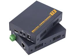 HDMI Extender over cat5e/6 with IR & RS-232 ports