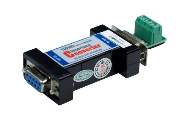 TLC485(Port-powered RS-232 to RS-485 Converter)