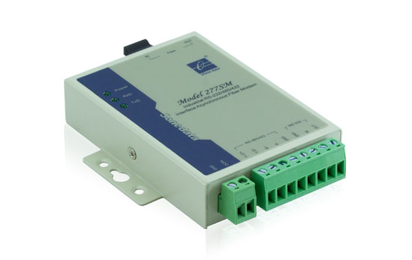 Model277(RS232/485/422 to Fiber Optic Converter)