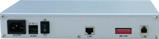 AN-GSHDSL-ETH (Ethernet 10/100 Mbit/s) shdsl modem