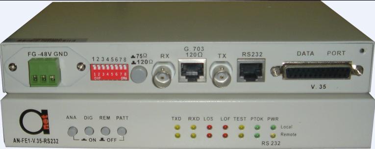 FE1-V35+RS232 converter