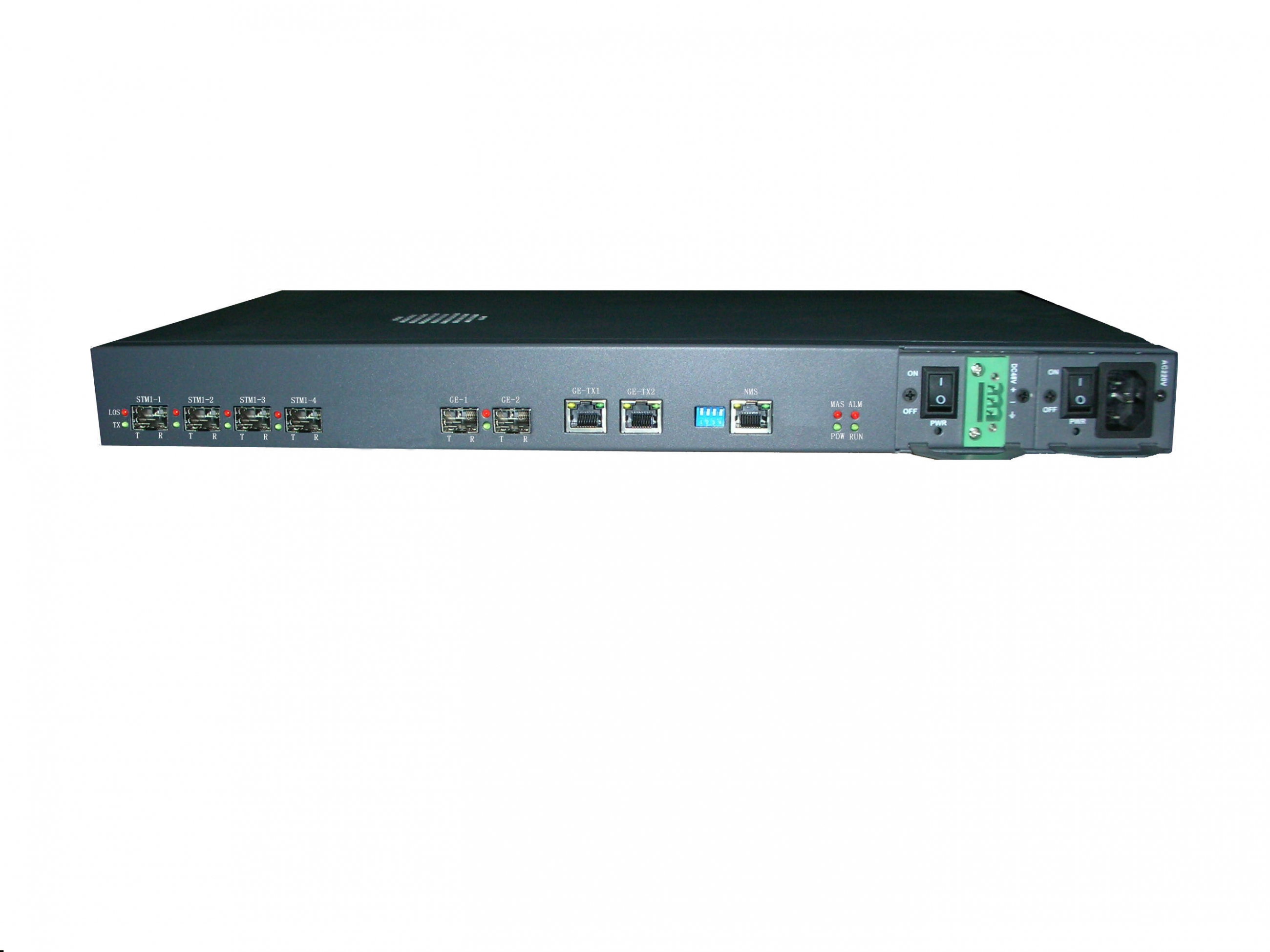 STM-1 to Gigabit Ethernet converter (EoS)