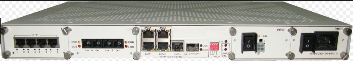 STM-1 over IP (Ethernet) – SDH over IP Multiplexer