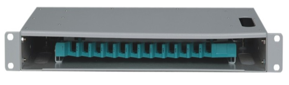 AN-FDB-01-12-B Type Multitray Slide in Optical Distribution Box