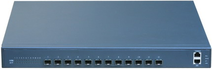 AN-L3-4012S 12 Port SFP Layer 3 Gigabit Routing Switch