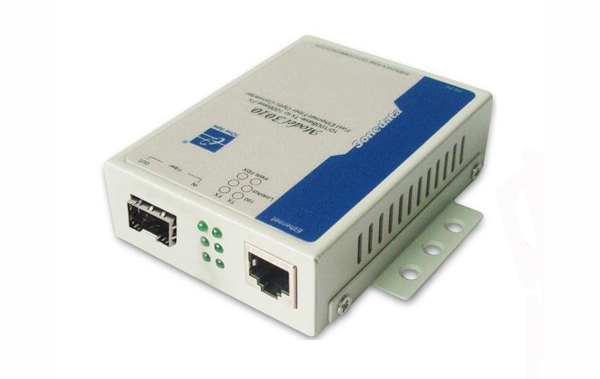 Model3010(1-port SFP Slot 10/100M Ethernet Media Converter)