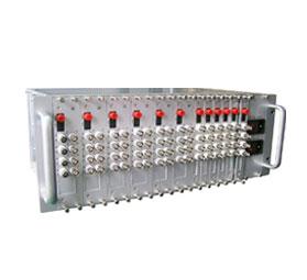 OPT-S64V-T/R Video over Fiber 64 CH video optical transmitter & receiver