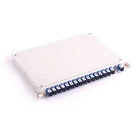 PLC Splitter chassis PLC Splitter