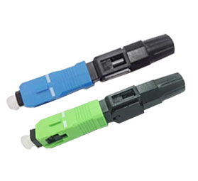 Fast Connector PLC Splitter Optical Fiber Fast Connector