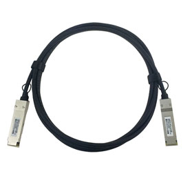40G QSFP+ Passive Copper Cable Direct Attach Cable