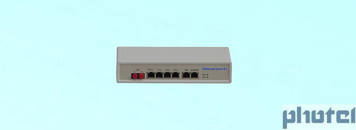 Bộ chuyển đổi Ethernet PT-50X 000X trên E1