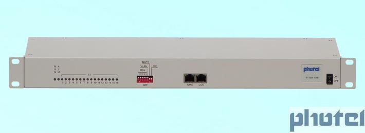 Ethernet PT-50X 1016 qua E1