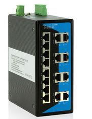 Bộ chuyển mạch Ethernet công nghiệp được quản lý 16 cổng 10 / 100M. IES3016