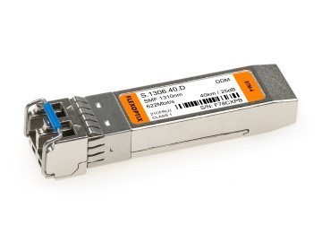 SFP 622M STM-4 40/80 km, 1310 nm, DDM, LC, Singlemode L4.1 L4.2