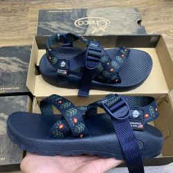 Chaco USA SMOKEY FOREST NAVY