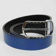 Thắt Lưng nam da thật DN-022K khóa kim màu xanh dương