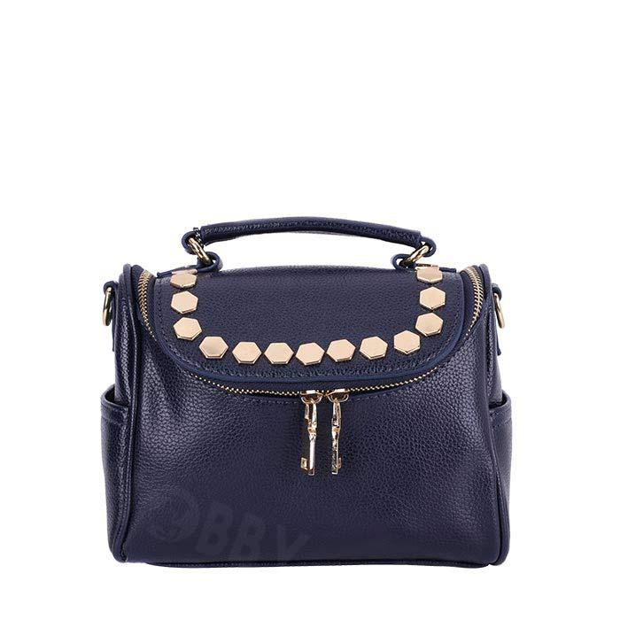 Túi xách nữ mini TX-1129-XD màu xanh dương