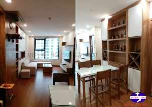 Hình ảnh thực tế hoàn thiện căn hộ Eco Green