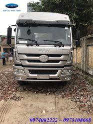 Xe tải Trường Giang 4 chân 19.1 tấn thùng khung mui bạt