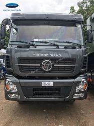 Xe tải Dongfeng Trường Giang 5 chân 21.8 tấn thùng mui bạt