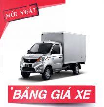 Bảng giá xe tải nhẹ Trường Giang Đông Phong mới cập nhập |Xe Tải Đức Anh HT