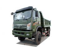 Xe tải ben Trường giang Dongfeng 8.5 tấn 2 cầu reo mỹ