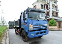 Xe tải ben Trường Giang Dongfeng 6.9 tấn