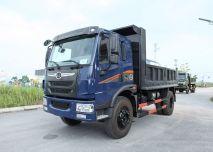 Xe tải ben Trường Giang FAW 7.7 tấn
