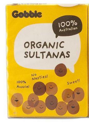 Nho khô Organic Sultanas 210g