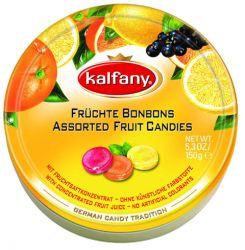 Kẹo Kalfany 150g vị nho, cam