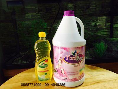 Nước rửa chén sinh học cao cấp hương chanh