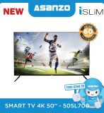 "Smart TV iSLIM 4K 50"" – 50SL700 [New 2020]"