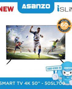 """Smart TV iSLIM 4K 50"""" – 50SL700 [New 2020]"""