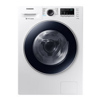 Máy giặt cửa trước Digital Inverter 8kg (WW80J42G0BW)