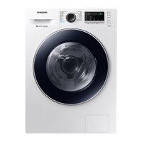 Máy giặt 8 Kg Samsung WW80J54E0BW/SV hơi nước