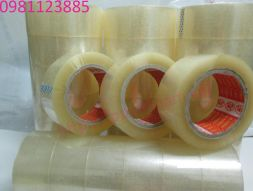 Thông tin chi tiết về sản phẩm băng dính đóng thùng