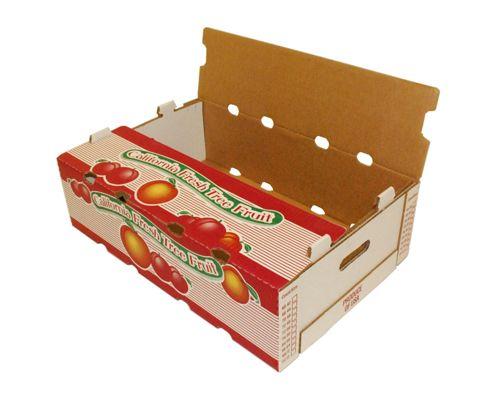 Thùng carton dựng trái cây